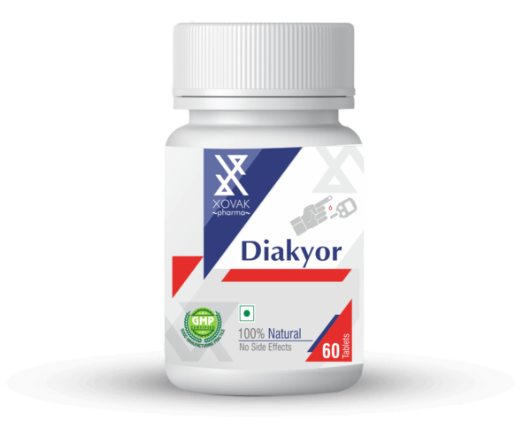 Diakyor & IBkyor Combo For Diabetes With Immunity Booster 3