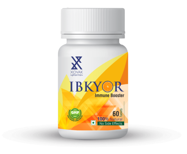 Ladyfertykyor & IBkyor Combo For Female Infertility With Immunity Booster 9