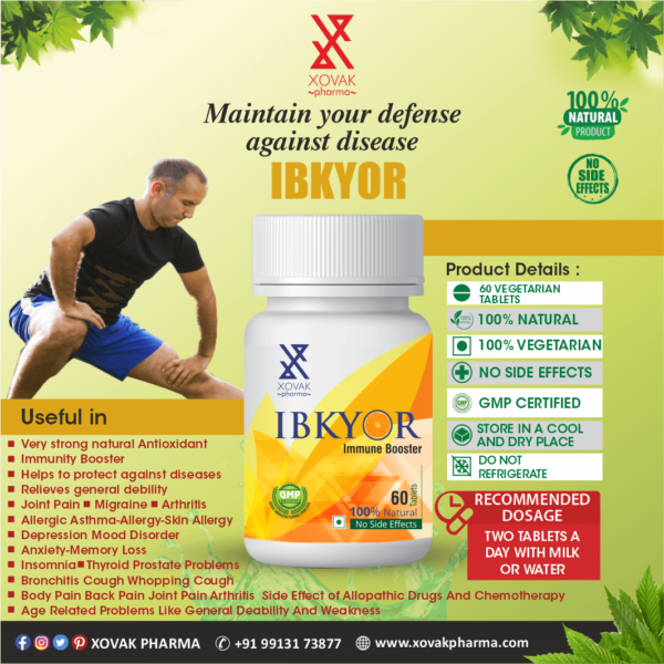 Diakyor & IBkyor Combo For Diabetes With Immunity Booster 10