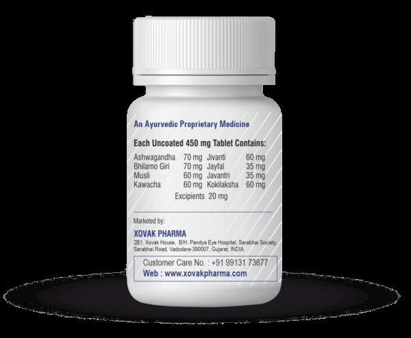 Malefertykyor & Vitakyor Combo For Male Infertility With Multi-Vitamins 6
