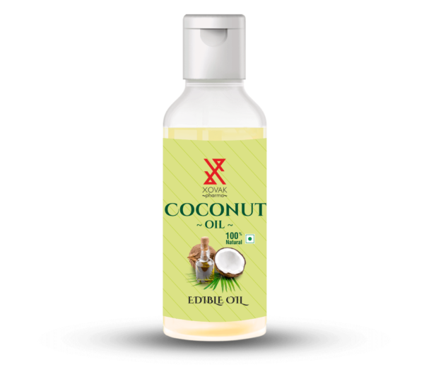 Pure Cold Pressed Coconut Oil 1