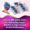 Aljins 69 Oral Jelly Sildenafil For Erection In Erectile Dysfunction In Men 14
