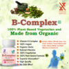 B-Complex Capsules For Immune Health, Support Bone, And Metabolism 14