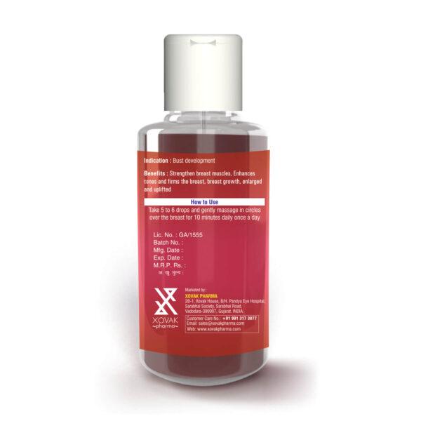 Aljins 69 Oil For Female Breast Massage Oil 6