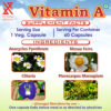 Vitamin A Capsules For Eye Vision, Immune Health, And Brain & Bone Development 15