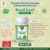 Xovak Pharma   Organic Basil Leaf Capsules 7