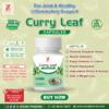 Xovak Pharma | Organic Curry Leaf Capsules 7
