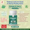 Xovak Pharma | Organic Spirulina Capsules 7