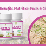 Alfalfa - Benefits, Nutrition Facts & Side Effects 3
